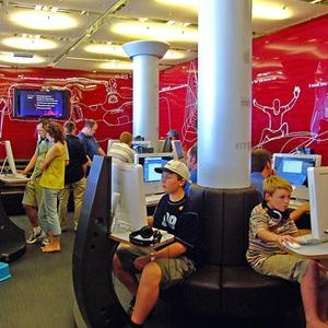 Интернет-кафе Зубцова
