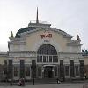 Железнодорожные вокзалы в Зубцове