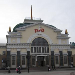 Железнодорожные вокзалы Зубцова